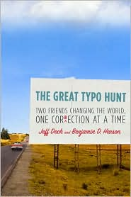 Cover for The Great Typo Hunt