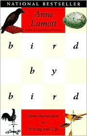cover art for Anne Lamott's Bird by Bird